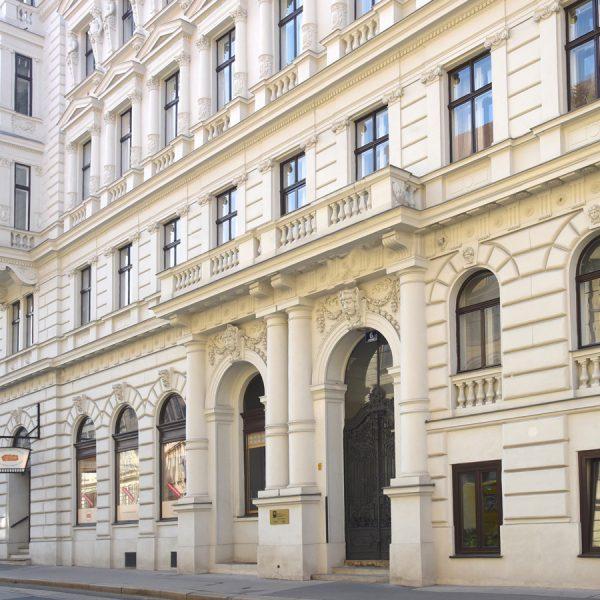 Ingeborg Bachmann Haus, Ungargasse 6